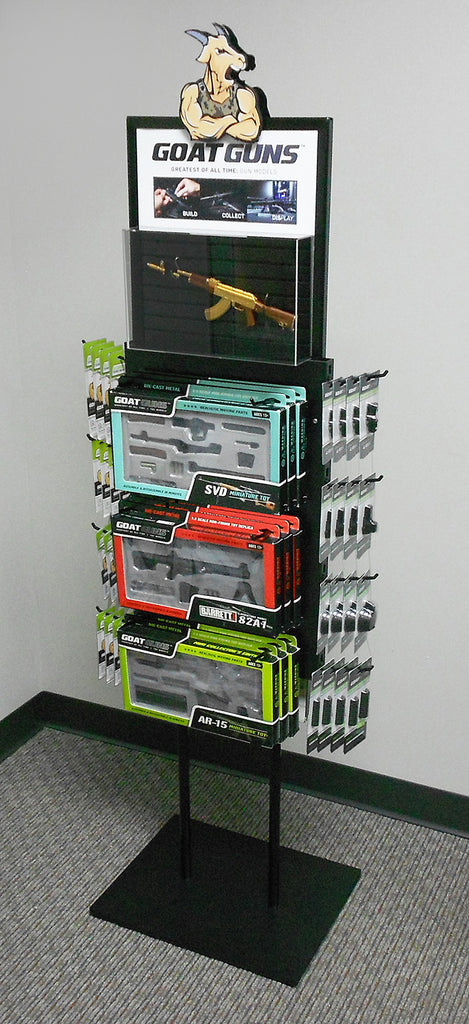 Retail Display Stand